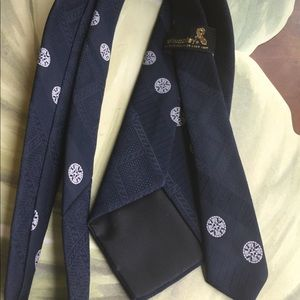 WEMBLEY TIE FOR BLUE,BLACK OR GREY SUIT